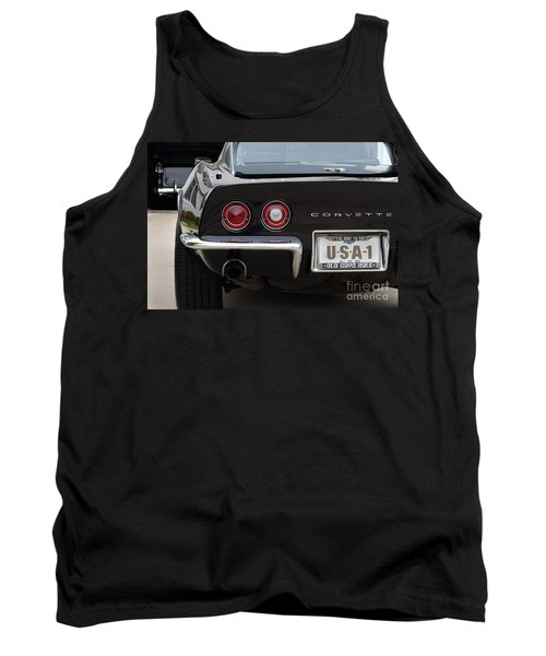 Usa-1 Tank Top by Dennis Hedberg