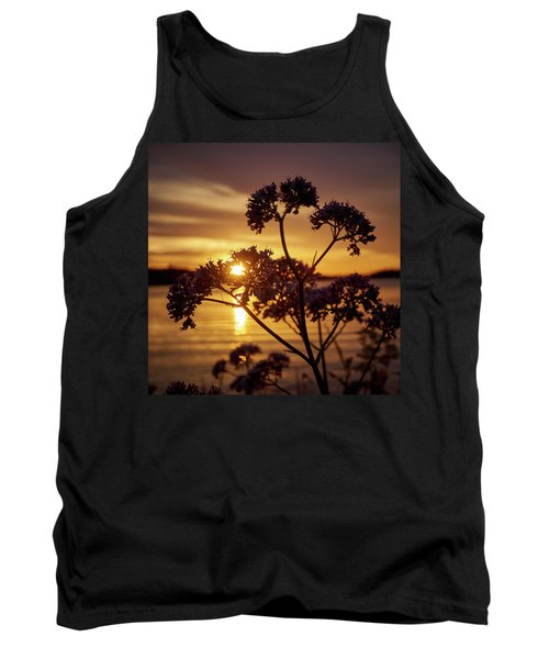 Valerian Sunset Tank Top