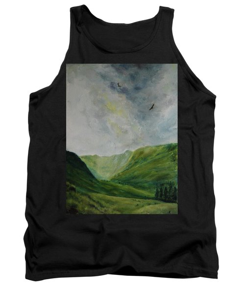 Valley Of Eagles Tank Top