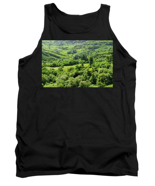 Valley Of Green Tank Top