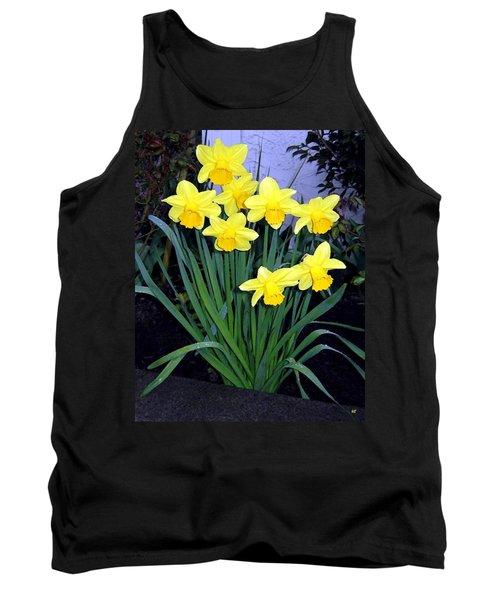 Vancouver Daffodils Tank Top