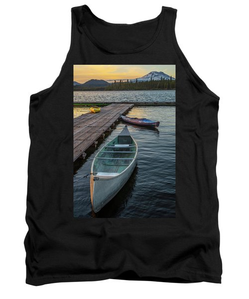 Variation On A Theme At Lava Lake Tank Top