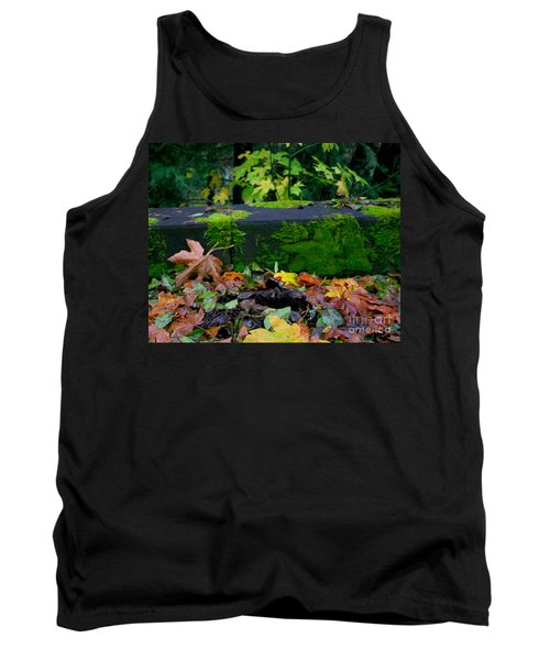 Varigated Fall Tank Top by Marie Neder