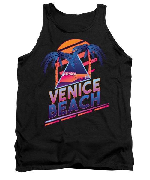 Venice Beach 80's Style Tank Top
