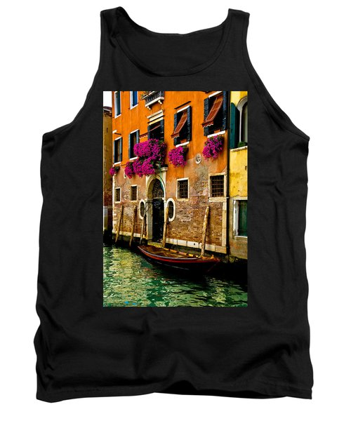 Venice Facade Tank Top by Harry Spitz