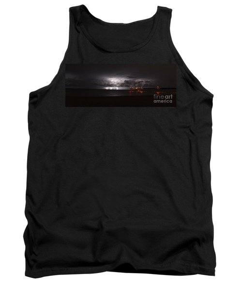 Venice Fishing Pier Tank Top
