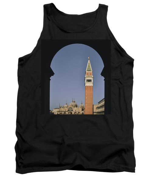 Venice In A Frame Tank Top