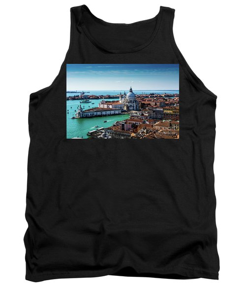 Venice Tank Top by M G Whittingham