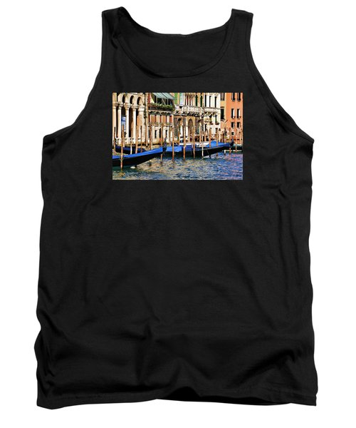 Venice Untitled Tank Top