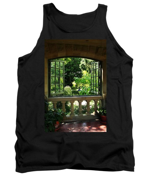 Veranda View Tank Top