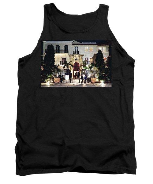 Versace Mansion South Beach Tank Top