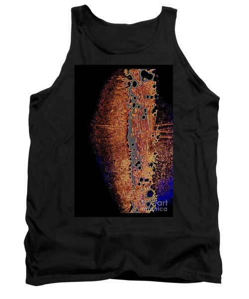 Vertical Abstract Tank Top