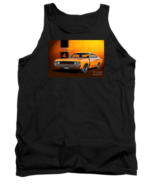 Vh Valiant Charger Tank Top