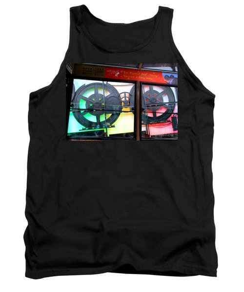 Tank Top featuring the photograph Victoria Peak 4 by Randall Weidner