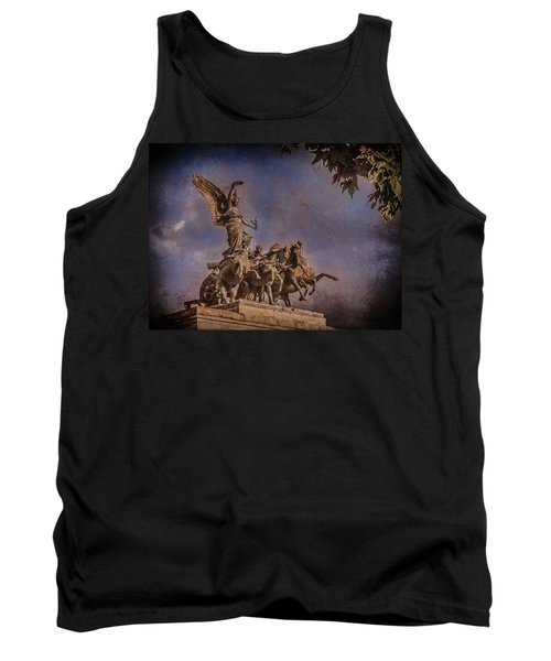 London, England - Victory Tank Top