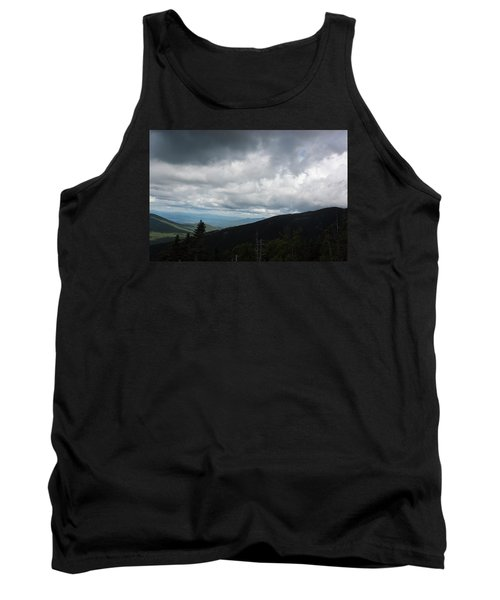 View From Mount Washington  Tank Top by Suzanne Gaff