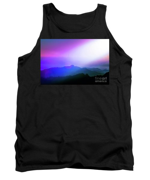 Tank Top featuring the photograph View Point by Tatsuya Atarashi