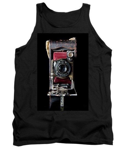 Vintage Bellows Camera Tank Top