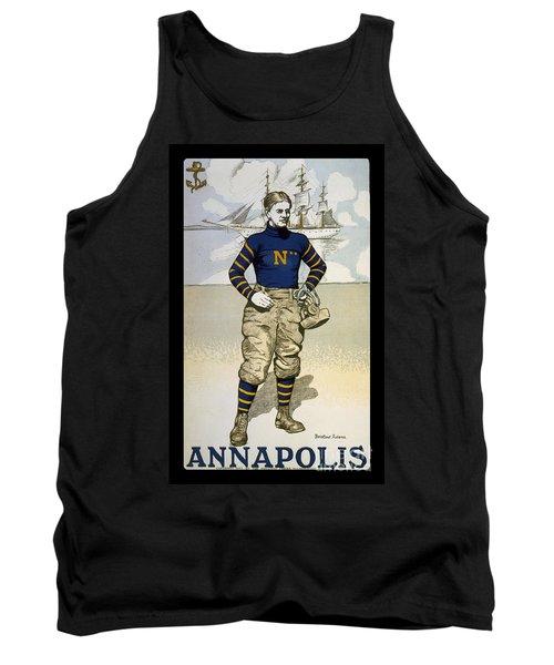 Vintage College Football Annapolis Tank Top