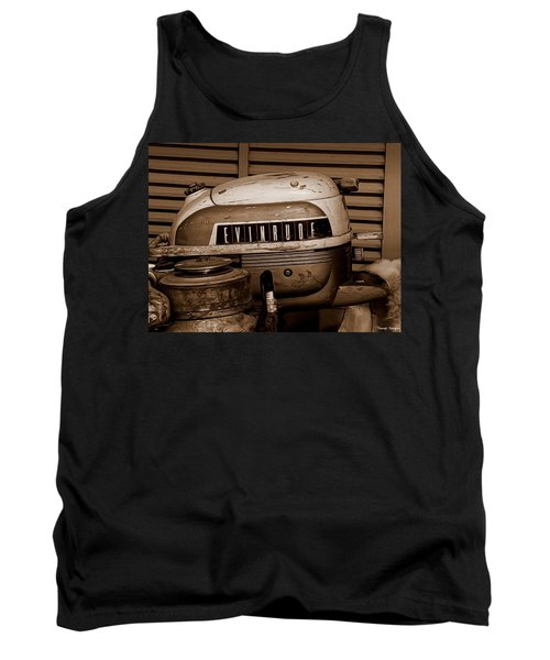 Vintage Evinrude Tank Top