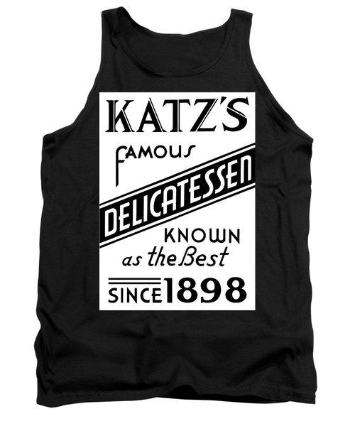 Vintage Katz's Tank Top