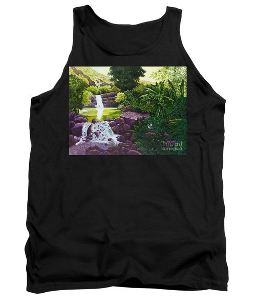 Visions Of Paradise X Tank Top