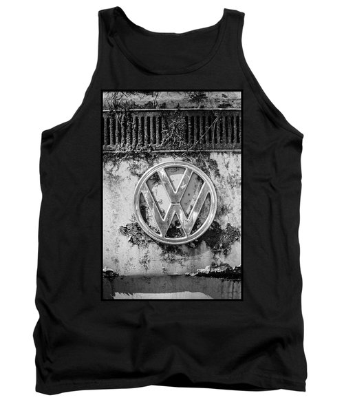 Volkwagen Sign Tank Top