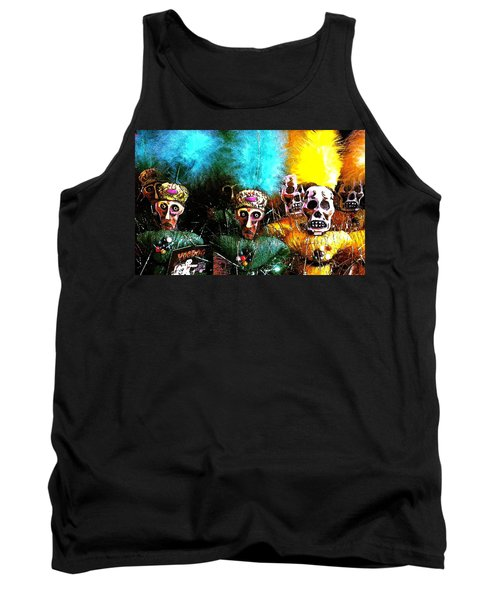 Voodoo For You Tank Top