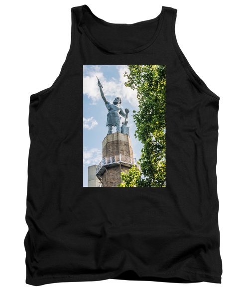 Vulcan On A Sunny Day Tank Top
