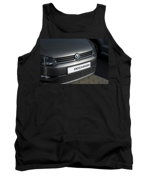 Vw Occasion Tank Top by Hans Engbers