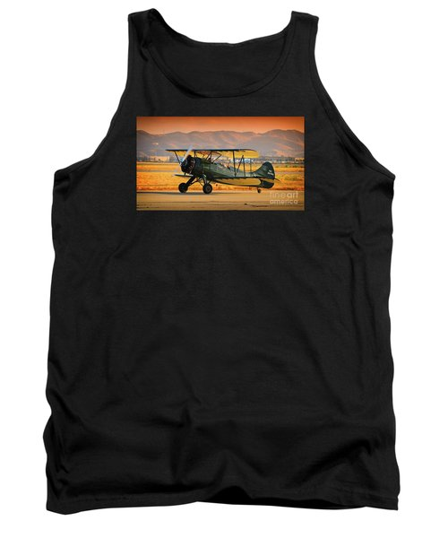 Waco Upf-7  Version 2 Tank Top