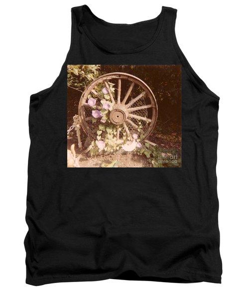 Wagon Wheel Memoir Tank Top