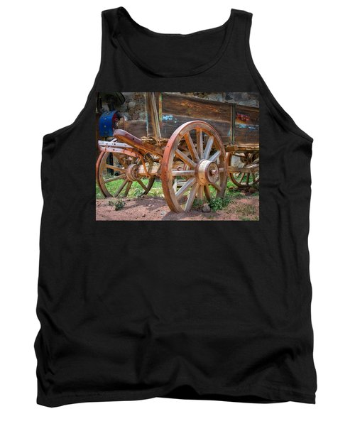 Wagons Ho Tank Top