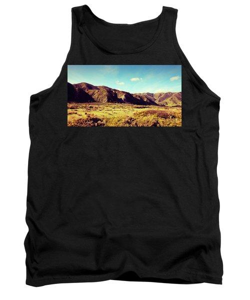 Wainui Hills Tank Top by Joseph Westrupp