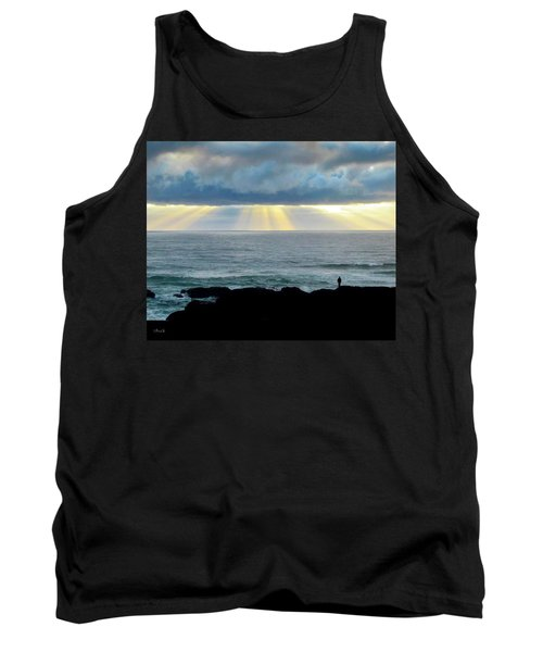 Waiting For The Rain. Tank Top
