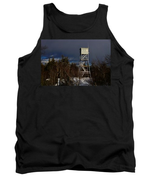 Waiting Tower Tank Top