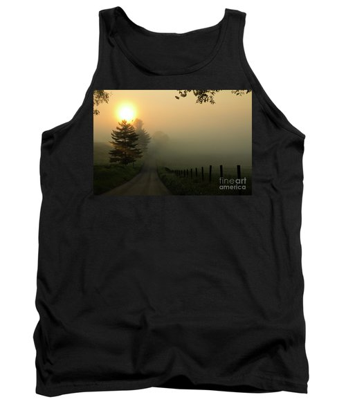 Wake Me Up When September Ends Tank Top