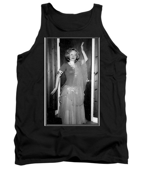 Tank Top featuring the photograph Walk Like An Egyptian by Denise Fulmer