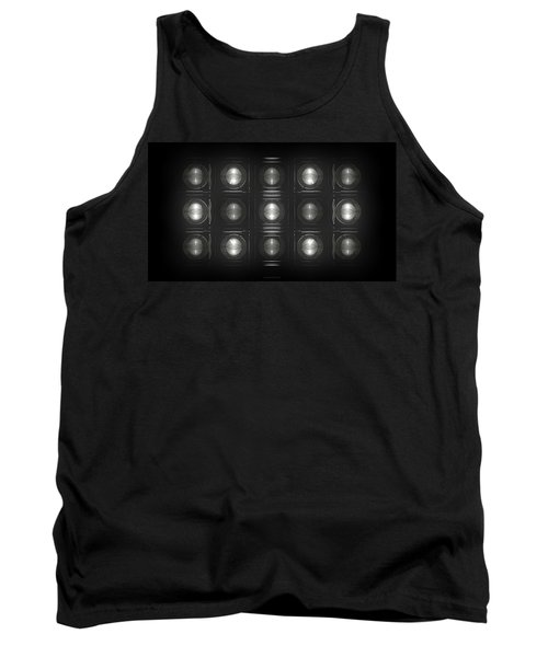 Wall Of Roundels - 5x3 Tank Top