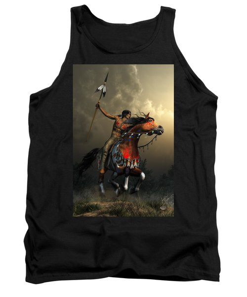 Warriors Of The Plains Tank Top