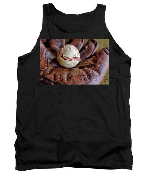 Wartime Baseball Tank Top
