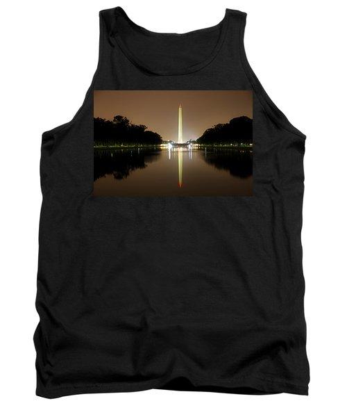Washington Monument Tank Top
