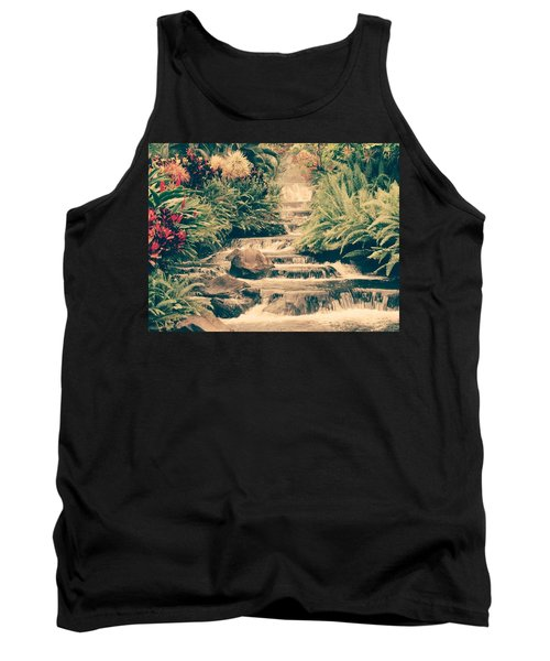 Water Creek Tank Top by Sheila Mcdonald