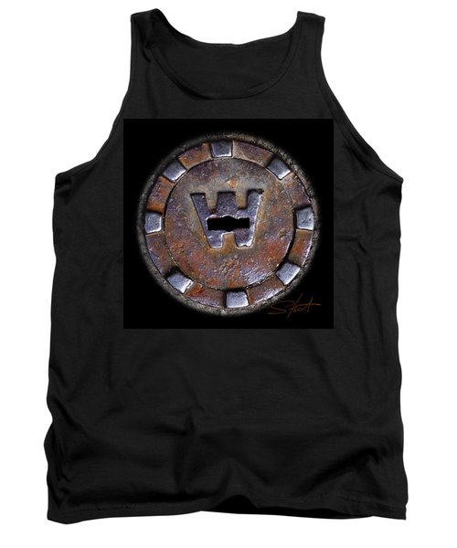 Water Hole 3 Tank Top by Charles Stuart
