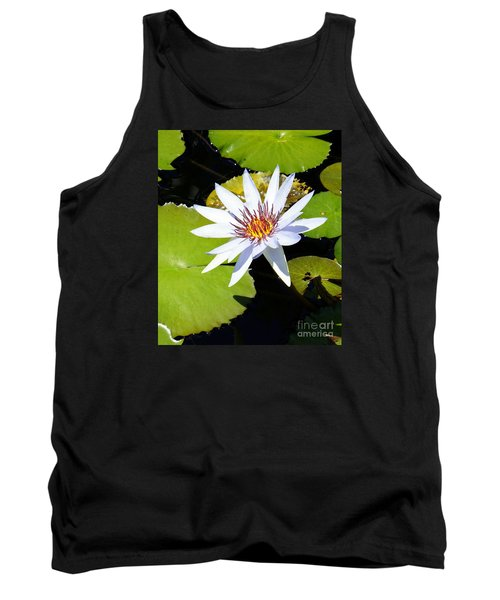 Water Lily 10 Tank Top