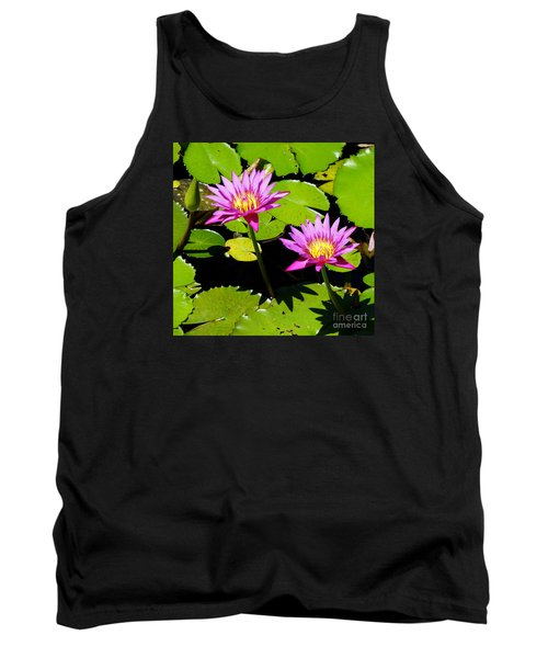 Water Lily 11 Tank Top