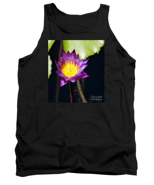 Water Lily 15 Tank Top