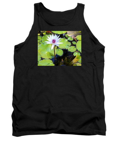 Water Lily 3 Tank Top