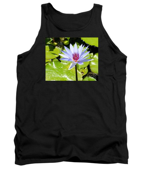 Water Lily 4 Tank Top