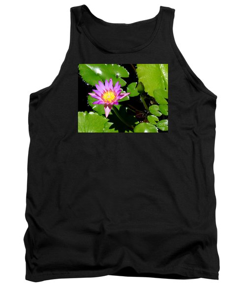 Water Lily 9 Tank Top